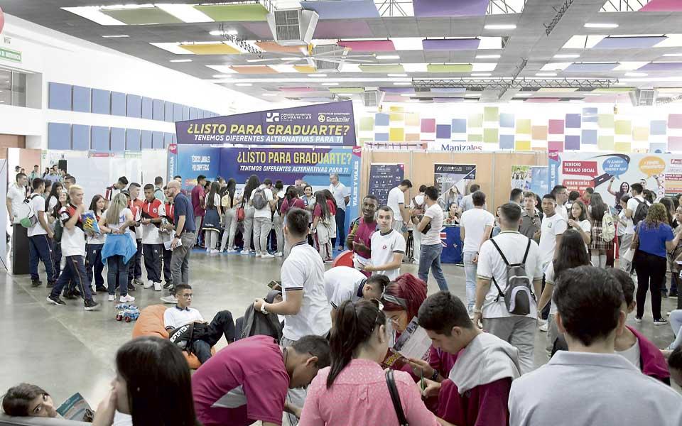 Con éxito culminó ExpoU 2019