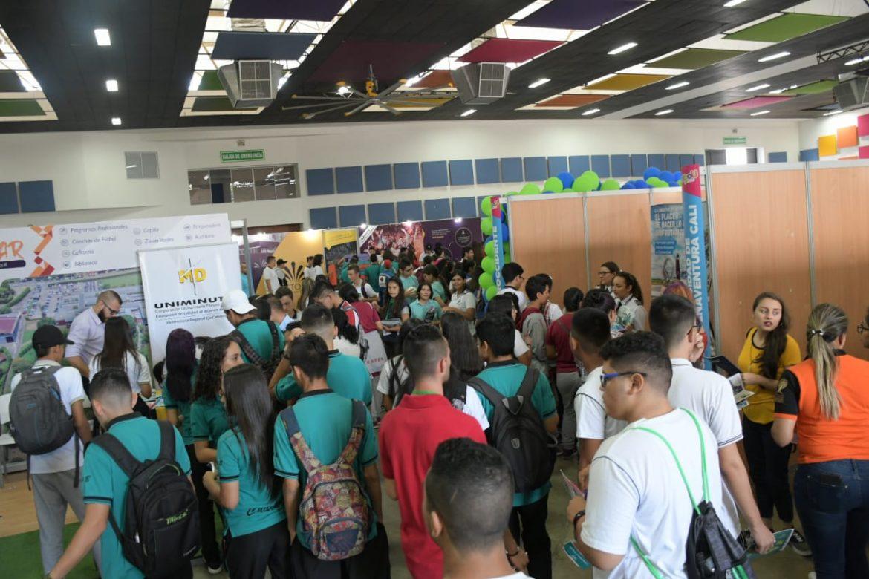 ExpoU 2019 el evento educativo más grande de la región